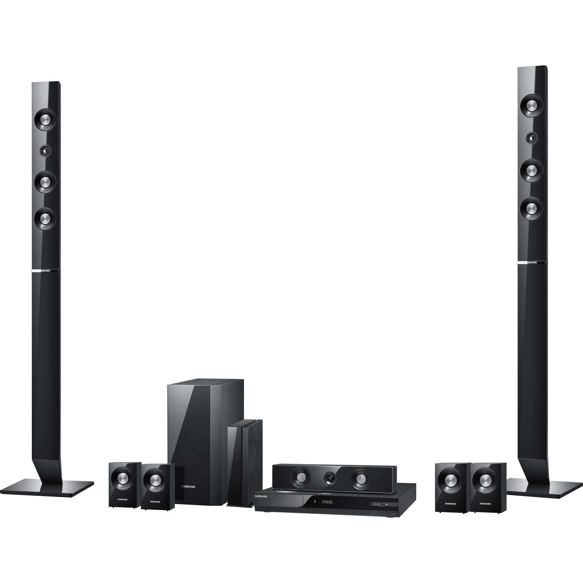 Buy Samsung Audio Systems - Samsung 7.1 Channel  Surround Sound Blu-ray Home Theater System