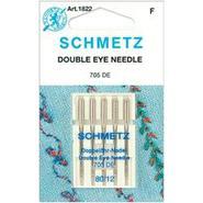 Euro Notions Double Eye Machine Needles-Size 80/12 5/Pkg at Kmart.com