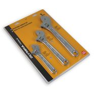 Olympia Tools 3Pc Adjustable Wrench Set at Craftsman.com