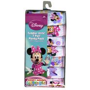 Disney Baby Toddler Girl's Minnie 7 Pair Panty Pack at Kmart.com