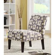Oxford Creek Accent Chair in Brick Fabric at Kmart.com