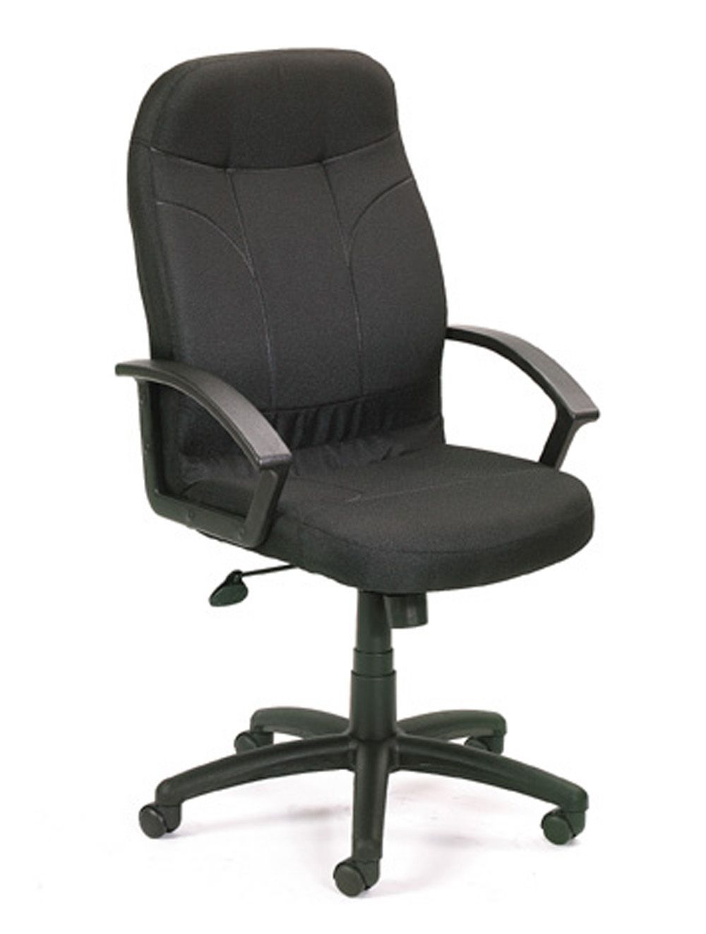 Boss  HIGH BACK BLACK CHAIR