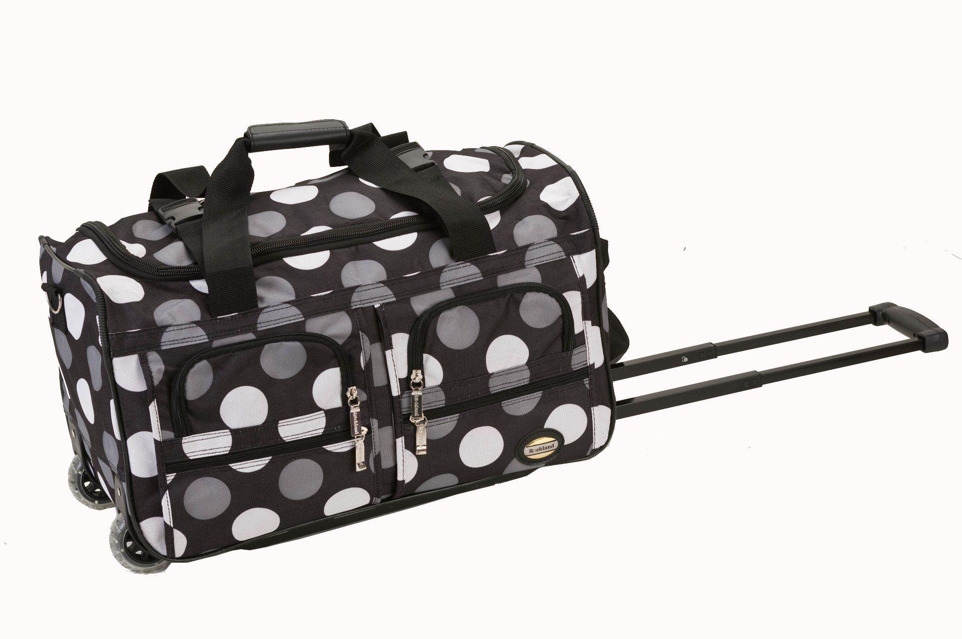 Rockland Fox Luggage 22