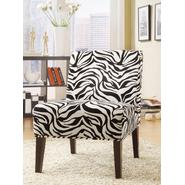 Oxford Creek Accent Chair in Zebra Fabric at Sears.com