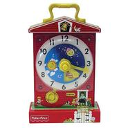Basic Fun Fisher Price Classics Music Box Teaching Clock at Kmart.com