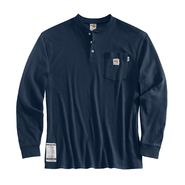 Carhartt Men's  Flame-Resistant Long-Sleeve Henley at Sears.com