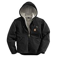Carhartt Men's Sandstone Sierra Jacket/Sherpa Lined at Sears.com