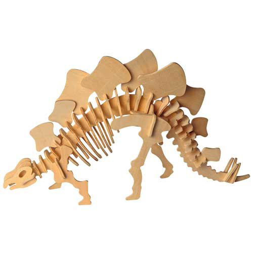 Stegosaurus Wooden Puzzle                                                                                                        at mygofer.com