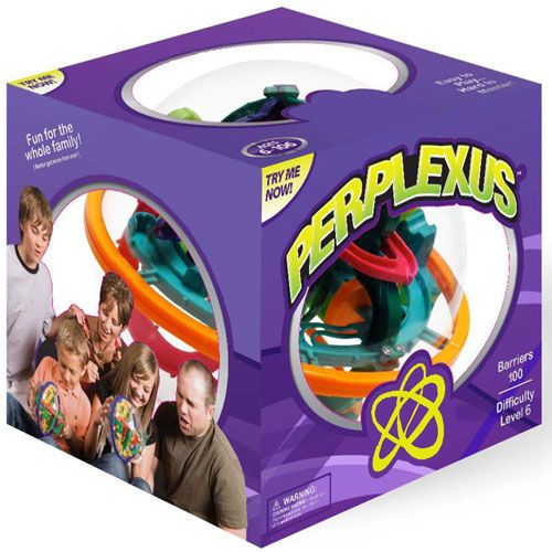 Perplexus 3D Puzzle Ball                                                                                                         at mygofer.com
