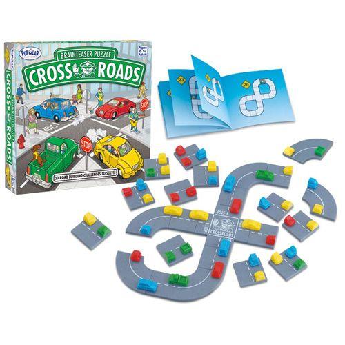 Crossroads ...