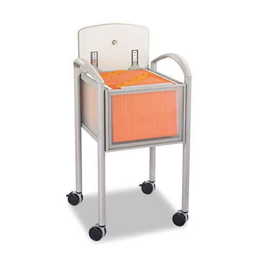 Safco Impromptu Locking File Cart