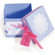 "SIZZIX BY ELLISON Bigz Big Shot Pro Die-Cupcake Box 3.25""X2.8.75""X3.25"" at Kmart.com"