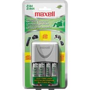 Maxell Value Charger w/ 4 AA Batteries at Sears.com