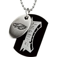 NFL Philadelphia Eagles Double Dog Tag with Chain at Sears.com