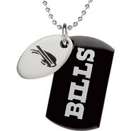 NFL Buffalo Bills Double Dog Tag with Chain at Sears.com