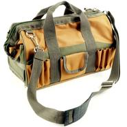 Stalwart Rugged Nylon Multi Pocket Tool Bag w/ Shoulder Strap at Sears.com