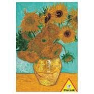Piatnik Van Gogh - Vase with Twelve Sunflowers: 1000 Pcs at Kmart.com