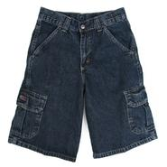 Wrangler Boy's Solid Color Cargo Shorts at Kmart.com