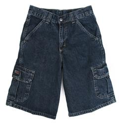 Wrangler Boy;s Solid Color Cargo Shorts at Kmart.com