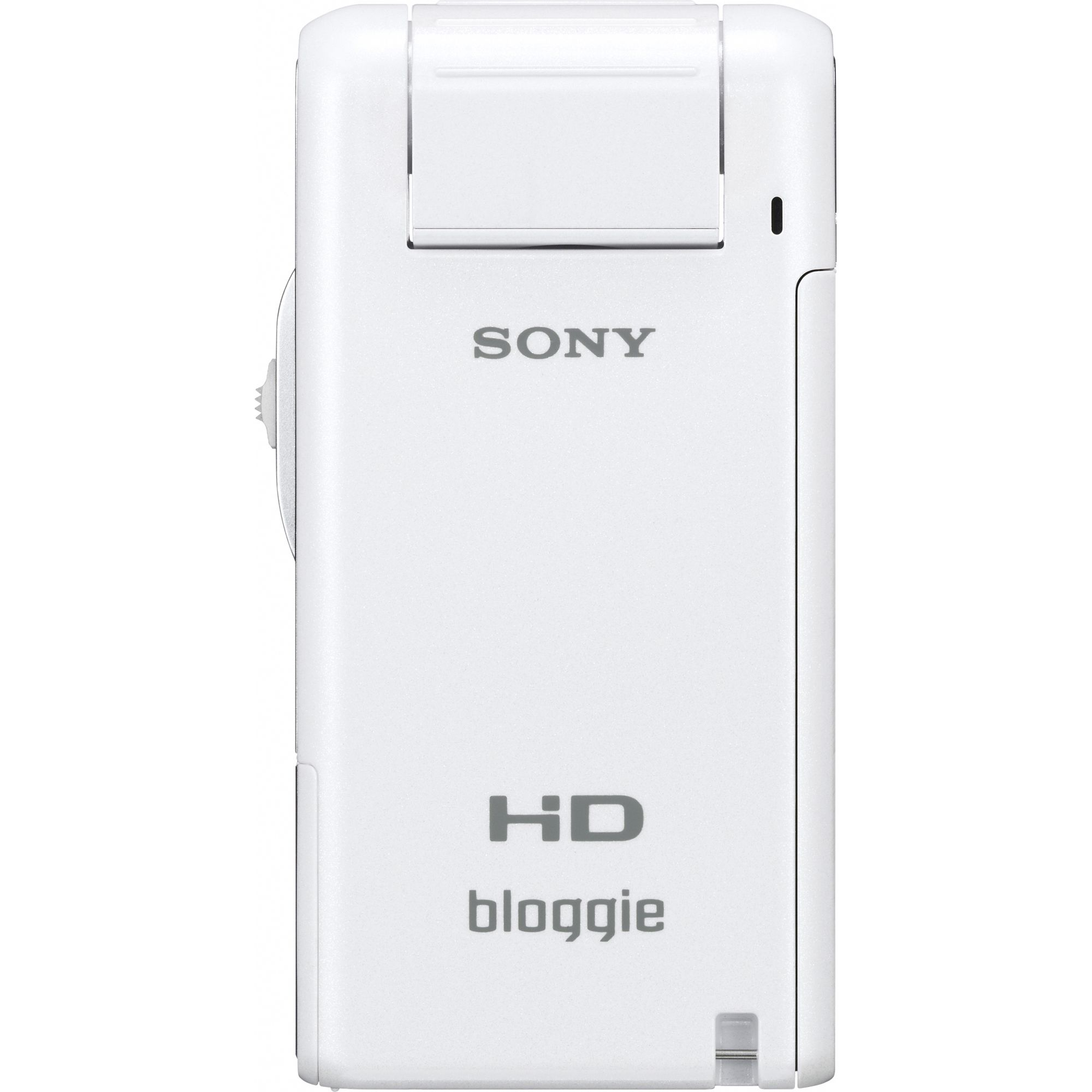 Bloggie™ 5.0 Megapixel 2.4 in. LCD Screen MP4 Camcorder - White                                                             at mygofer.com