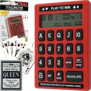 Trademark Poker Pre-Flop Odds Calculator Value Pack (Includes deck of cards) at Kmart.com