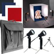 Deluxe Table Top Photo Studio - Photo Light Box at Sears.com