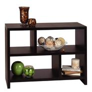 Northfield Bookcase Console Table by Convenience Concepts, Inc. at Kmart.com