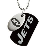NFL New York Jets Double Dog Tag with Chain at Sears.com