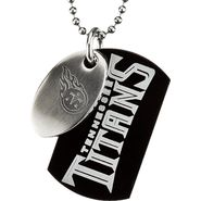 NFL Tennessee Titans Double Dog Tag with Chain at Sears.com