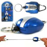 Trademark Tools LED Retractable Keylight w/ Belt Clip - Blue - As Seen on TV at Sears.com