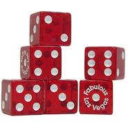 Trademark Poker Fabulous Las Vegas Dice...Quantity 25 Pack at Kmart.com