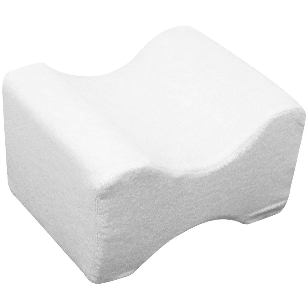 Remedy Contoured Memory Foam Leg Pillow