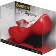 Scotch Red Shoe Dispenser with Magic(TM) Tape , 0.75 x 350 Inches (C30-SHOE) at Kmart.com