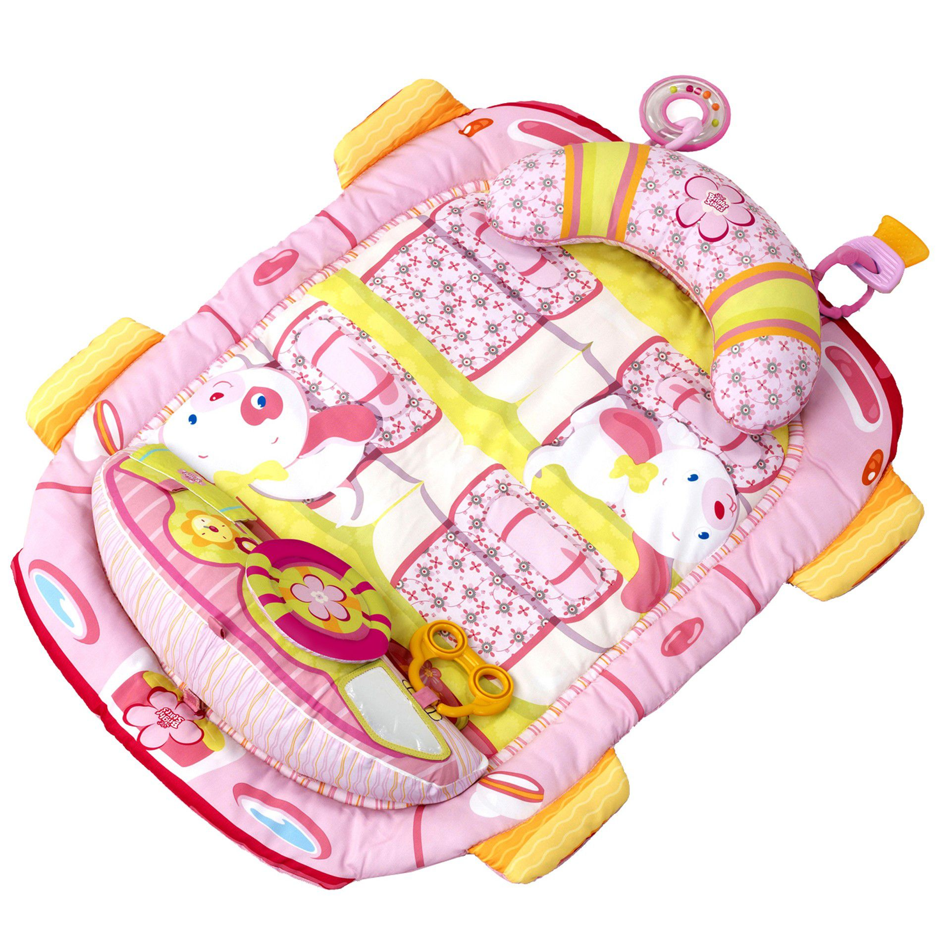 Bright Starts  Tummy Cruiser Prop and
