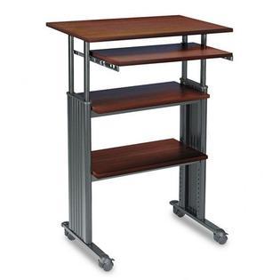 Safco Adjustable Height Stand-Up Workstation