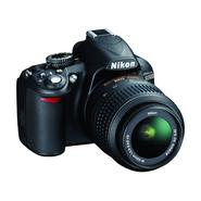 Nikon D3100 - Digital camera - SLR - 14.2 MP - 3 x optical zoom AF-S VR DX 18-55mm lens at Kmart.com