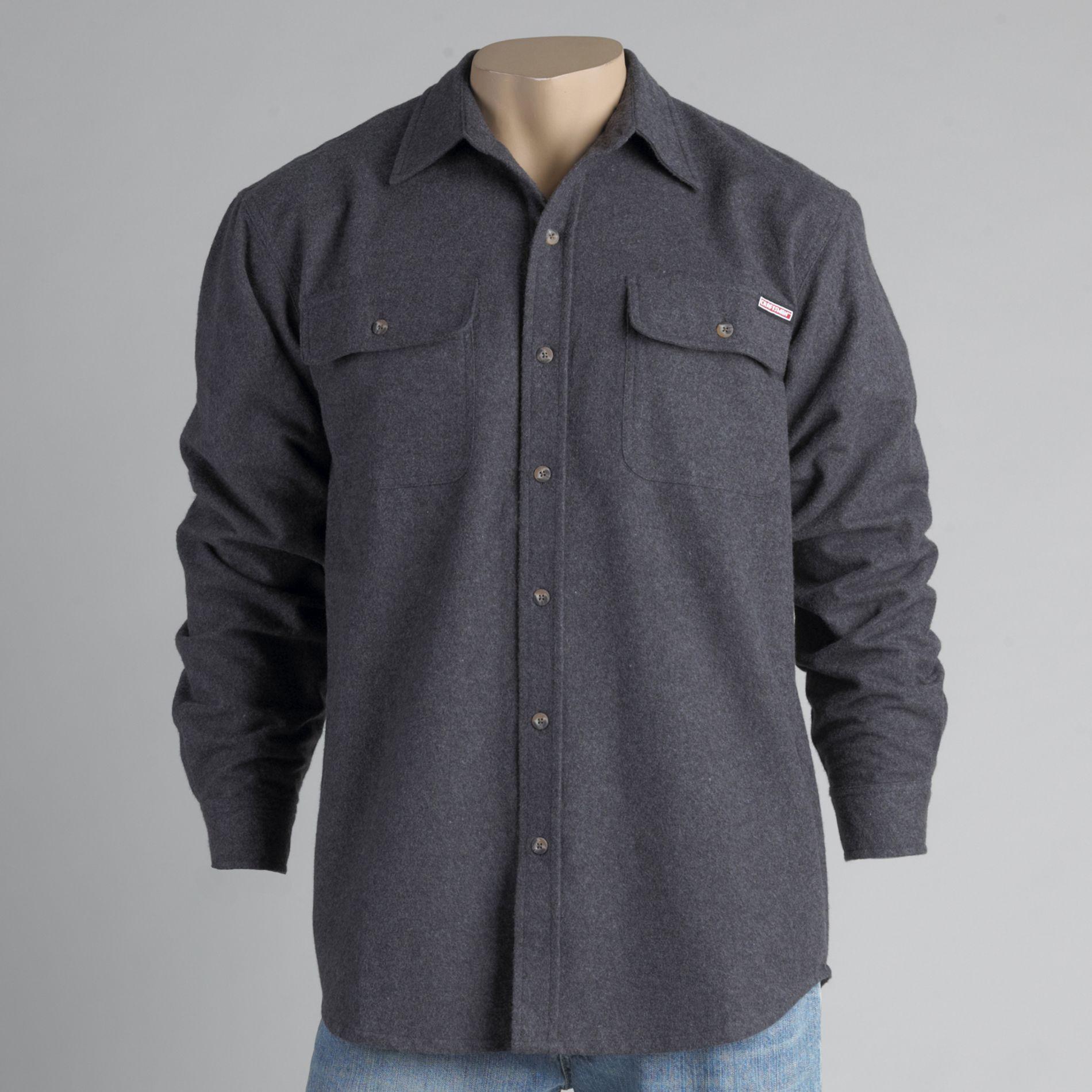 Craftsman Men's Long Sleeve Work Shirt