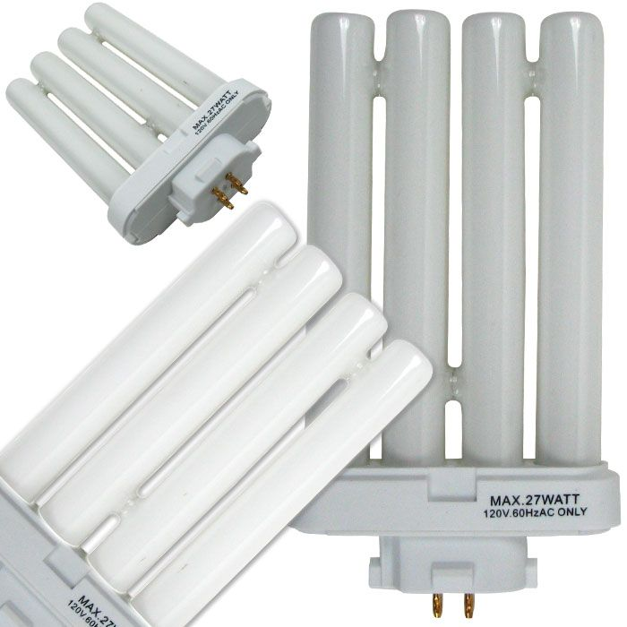 Trademark 27W Tube Bulb for Sunlight Lamps