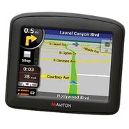 "Aviton GPS Navigation System 3.5"" Touch Screen at Kmart.com"