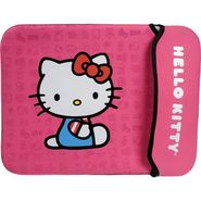 "Hello Kitty Neoprene Sleeve- Fits Notebooks with up to 16"" Display - Pink at Kmart.com"