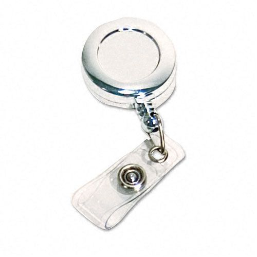 Retractable ID Card Reel with Badge Holder
