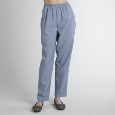 Laura Scott Women's Pull-on Casual Pants at Sears.com