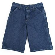 Wrangler Boy's Husky Vintage Carpenter Denim Shorts at Kmart.com
