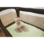 Summer Infant Quilted Play Yard Sheet - Sage at Kmart.com