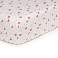 Disney Minnie Mouse Fitted Sheet at Sears.com