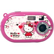 Hello Kitty VGA Digital Camera with Face Plates at Kmart.com