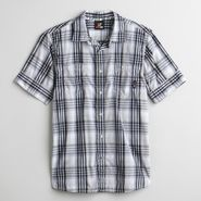 Amplify Young Men's Woven Plaid Shirt at Sears.com