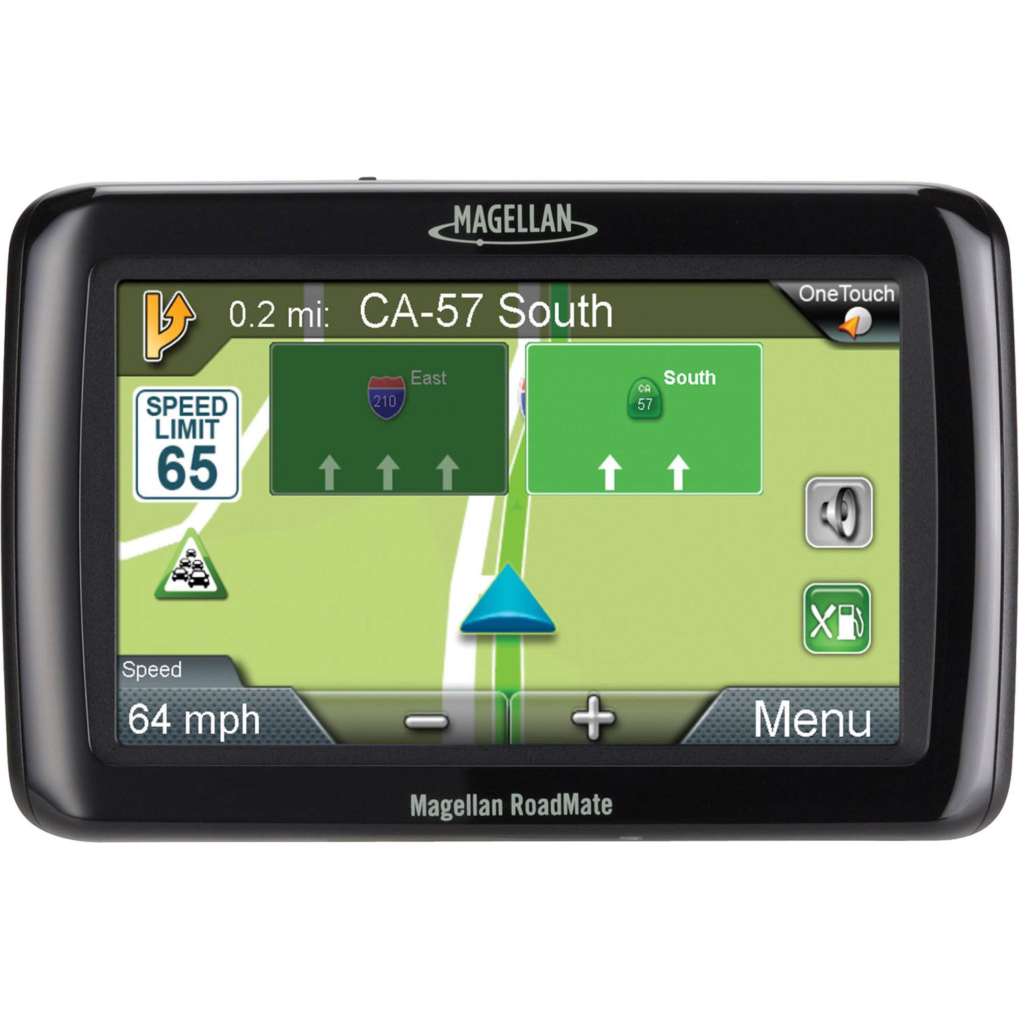 RoadMate 2136T-LM GPS Receiver