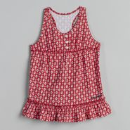 Sprockets Girl's 4-6x Teardrop Print Racerback Top at Kmart.com