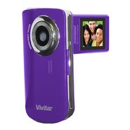 Vivitar 5.1MP Digital Camcorder - Grape at Kmart.com